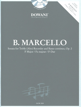 Benedetto Marcello: Sonata F Major op. 2