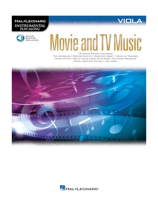 Movie and TV Music – Viola
