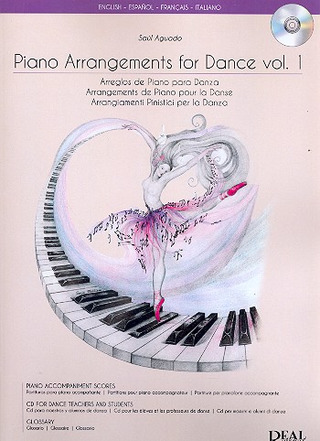 Arrangements de Piano pour la Danse 1