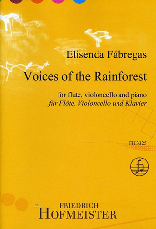 Fabregas Elisenda: Voices of the Rainforest