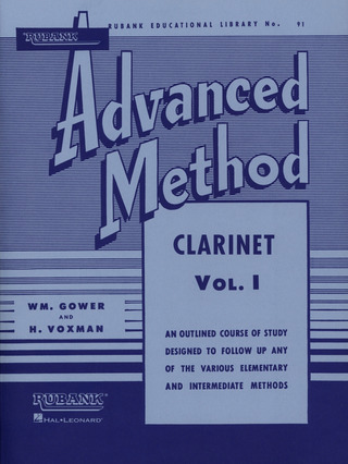 Himie Voxman: Advanced Method 1