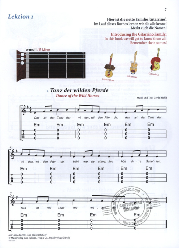 Alfonso Montes et al.: Guitar Intro 1 – The Songbook (4)