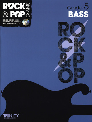 Rock & Pop Exams: Bass Grade 5