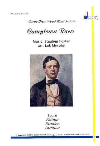 Stephen Collins Foster: Camptown Races