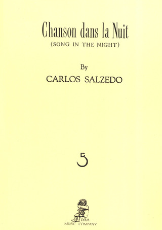 Carlos Salzedo: Song in the Night
