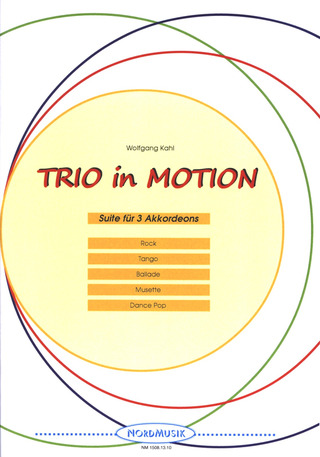 Wolfgang Kahl: Trio in Motion