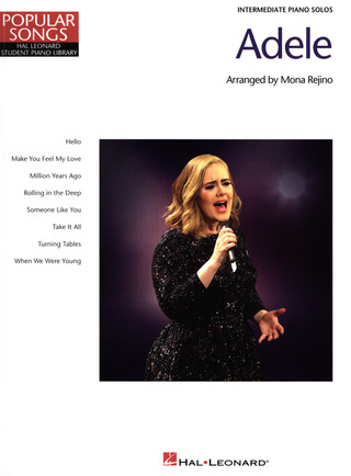 Adele Adkins: Adele: Popular Songs