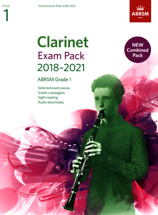 Clarinet Exam Pack 1