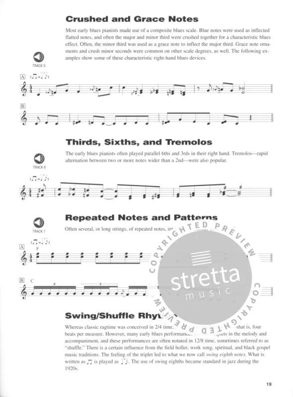 Hal Leonard Keyboard Style Series Stride & Swing Piano