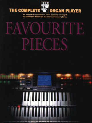 Kenneth Baker: Favourite Organ Pieces