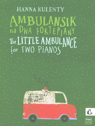 Hanna Kulenty: The Little Ambulance
