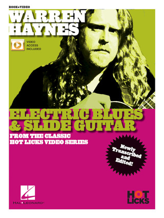 Electric Blues & Slide Guitar