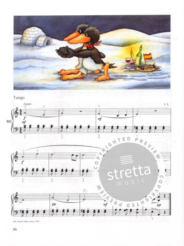 Noten Songbooks Europäische Klavierschule Band 1 Anfänger Ed7931 Emonts Klavier Noten Schule Com