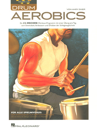 Andy Ziker: Drum Aerobics