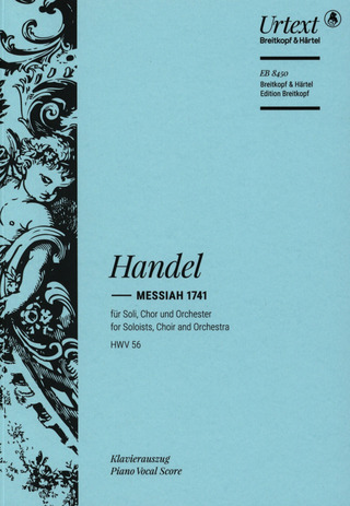 Georg Friedrich Haendel: Messiah 1741 HWV 56
