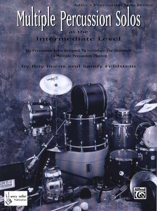 Roy Burns et al.: Multiple Percussion Solos