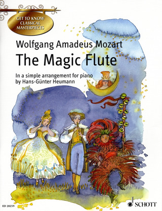 Wolfgang Amadeus Mozart: The Magic Flute KV 620 (1790)