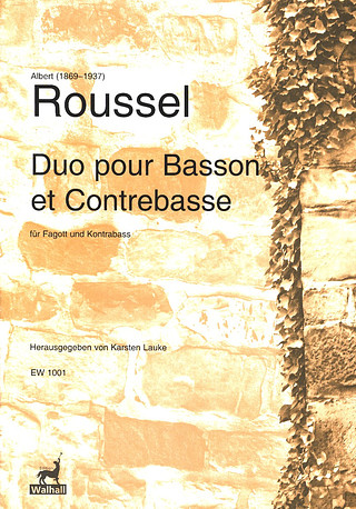 Albert Roussel: Duo