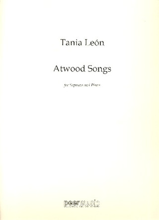 Tania León: Atwood Songs