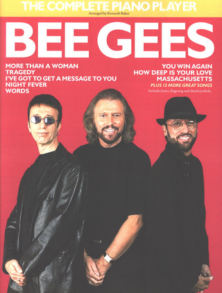 Bee Gees: Complete Piano Player: Bee Gees