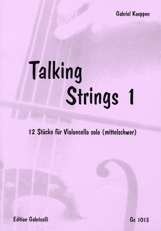 Koeppen Gabriel: Talking Strings 1