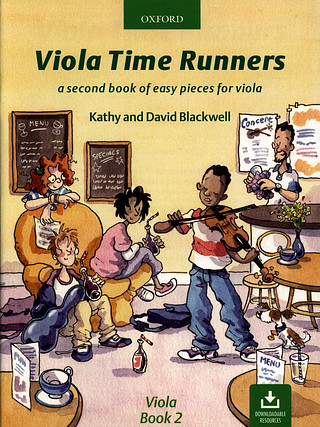 David Blackwell et al.: Viola Time Runners 2