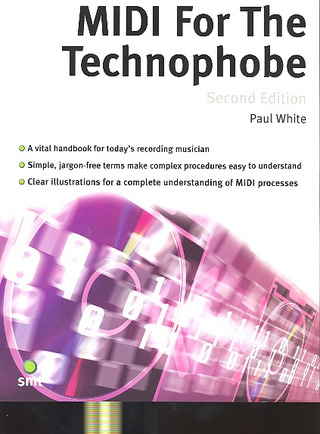 White Paul: Sound On Sound Book Of Midi For The Technophobe Book Na