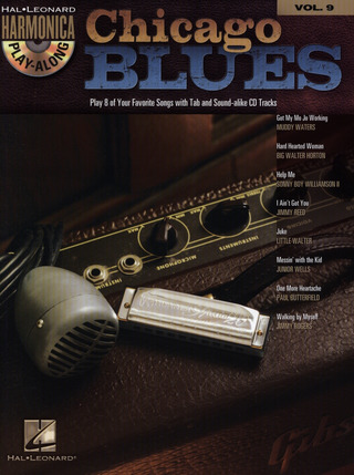 Harmonica Play-Along Volume 9: Chicago Blues