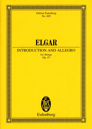 Edward Elgar: Introduktion und Allegro op. 47