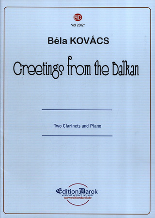 Béla Kovács: Greetings from the Balkan