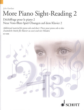 John Kember: More Piano Sight-Reading 2