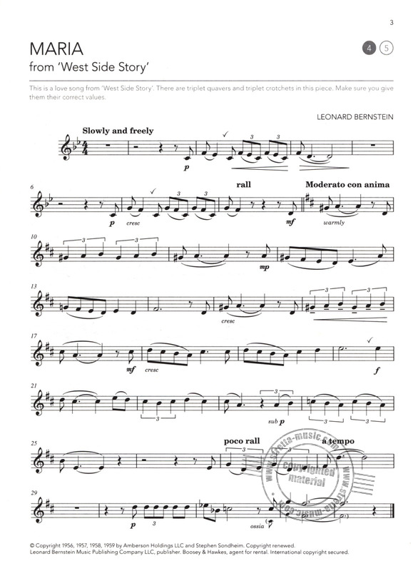 Grade by Grade - Trumpet | buy now in Stretta sheet music shop