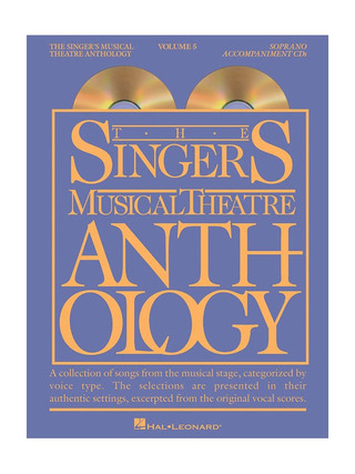 The Singer's Musical Theatre Anthology 5
