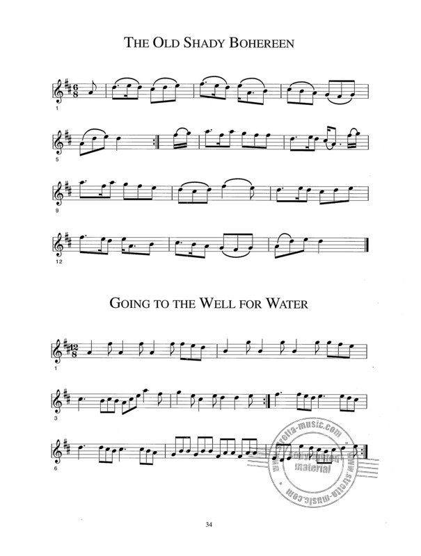 Tom Maguire: An Irish Whistle Tune Book (3)
