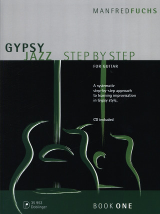 Manfred Fuchs: Gypsy Jazz Step by Step