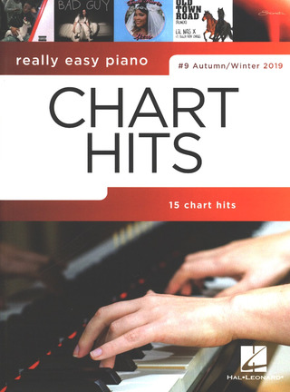 Really Easy Piano: Chart Hits 9