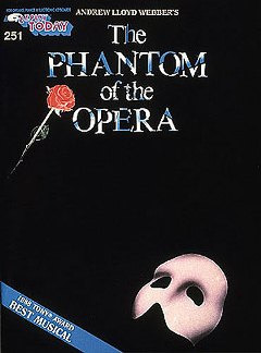 Andrew Lloyd Webber: E-Z Play Today 251: The Phantom Of The Opera