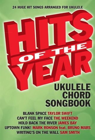 Hits Of The Year 2015 (Ukulele)