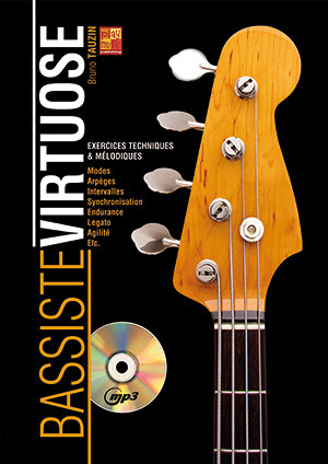 Bruno Tauzin: Bassiste virtuose