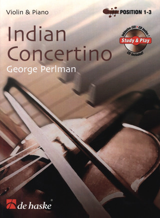 Perlman George: Indian Concertino