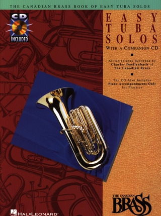 Canadian Brass: Book Of Easy Tuba Solos