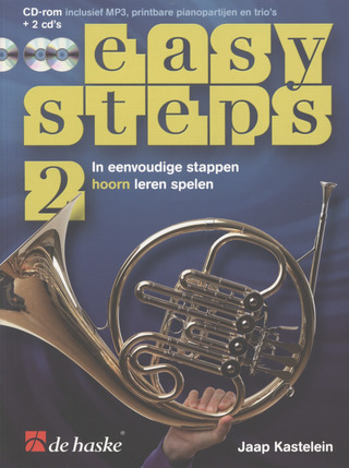Jaap Kastelein: Easy steps 2