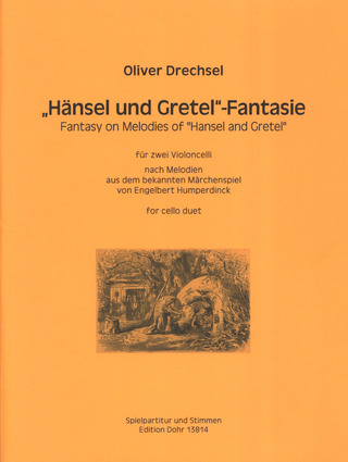 "Engelbert Humperdinck: Fantasy on Melodies of ""Hänsel and Gretel"""