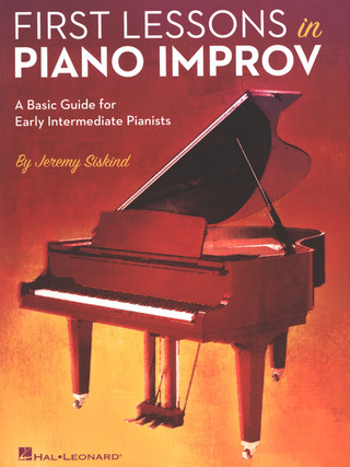 Jeremy Siskind: First Lessons in Piano Improv
