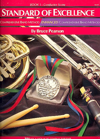Bruce Pearson: Standard of Excellence 1