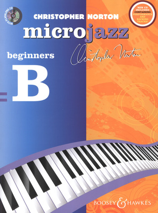 Christopher Norton: Microjazz for Beginners (Neuausgabe)
