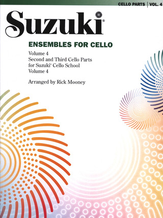 Shin'ichi Suzuki: Ensembles for Cello 4