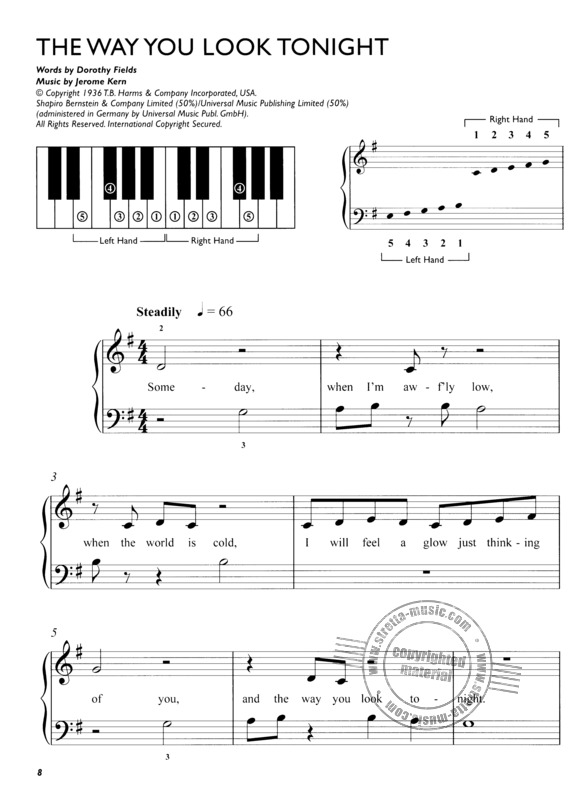 Easiest 5-Finger Piano Collection: Popular Jazz Standards (2)