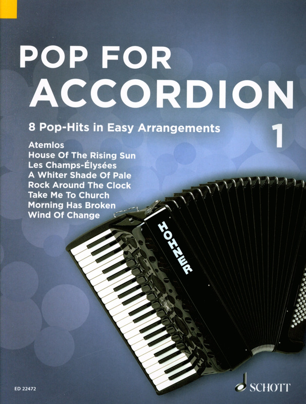 Pop for Accordion 1