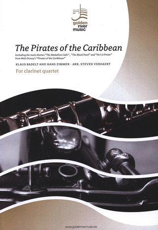 Klaus Badelt et al.: Pirates of the Caribbean